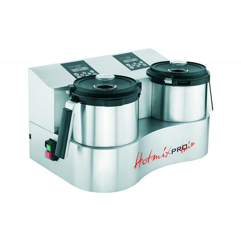 Cutter sistema cottura