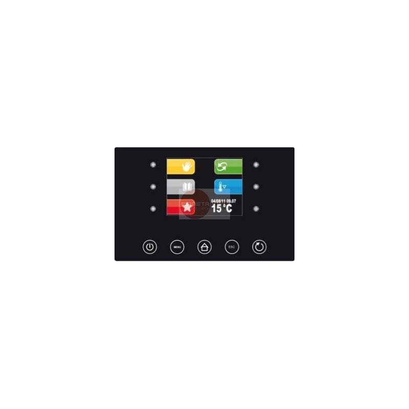 Tavolo fermalievitazione display touch screen temper 5 40 c - Tavolo touch screen ...