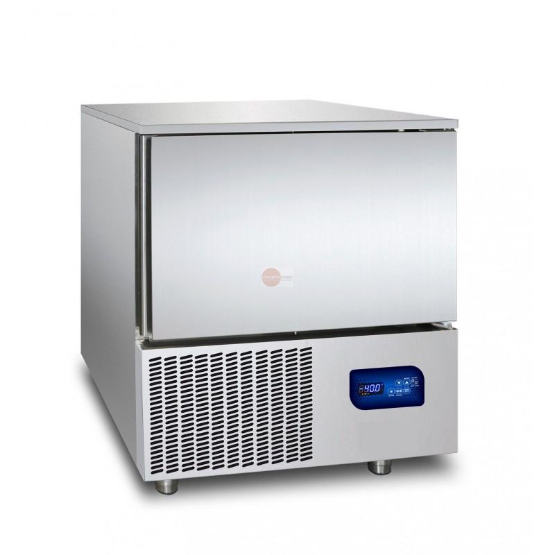 Abbattitore di temperatura capacita 39 5 teglie gn 1 1 o 6 for Temperatura abbattitore