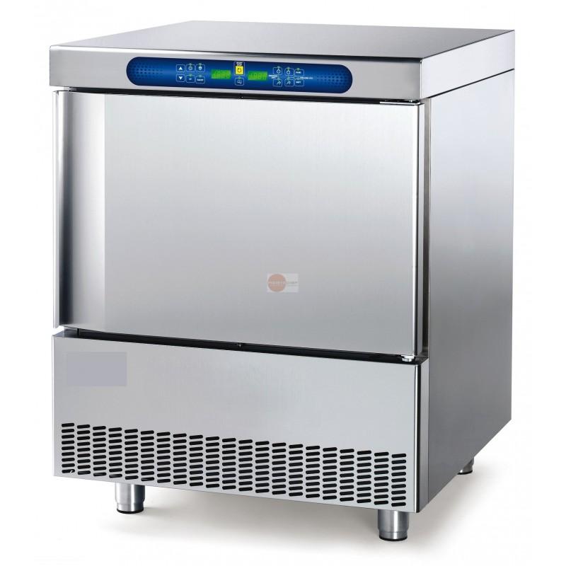 Abbattitore di temperatura capacita 39 5 teglie gn 1 1 for Temperatura abbattitore