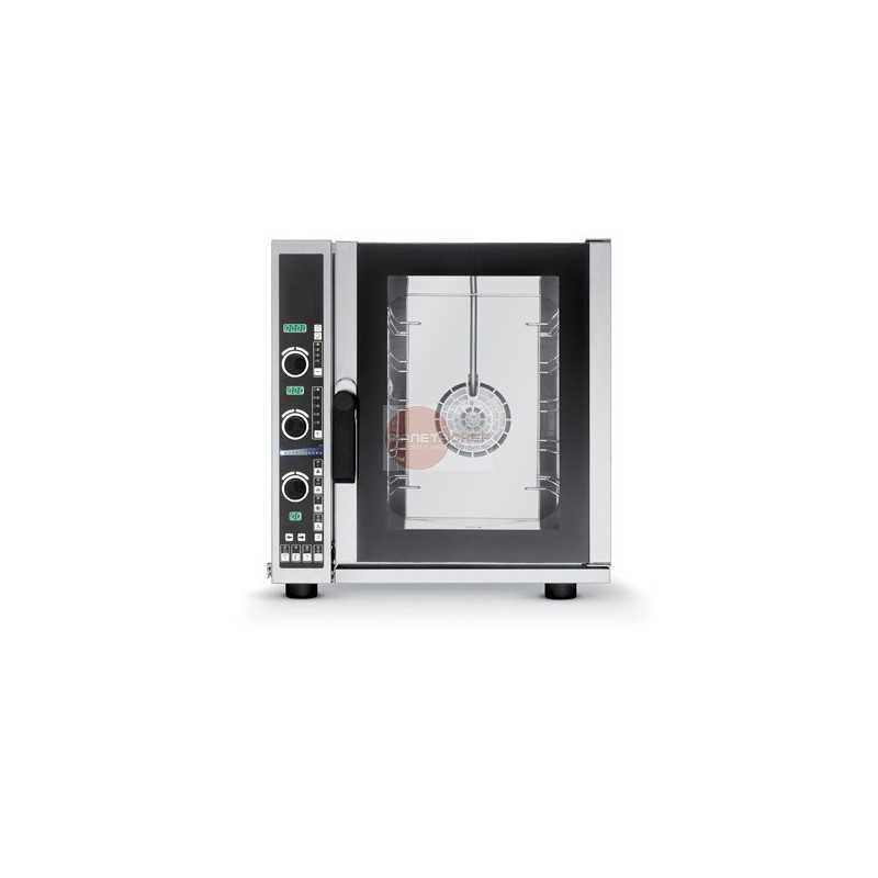 Forno elettrico combinato a convenzione con vapore diretto capaci - Forno elettrico combinato ...