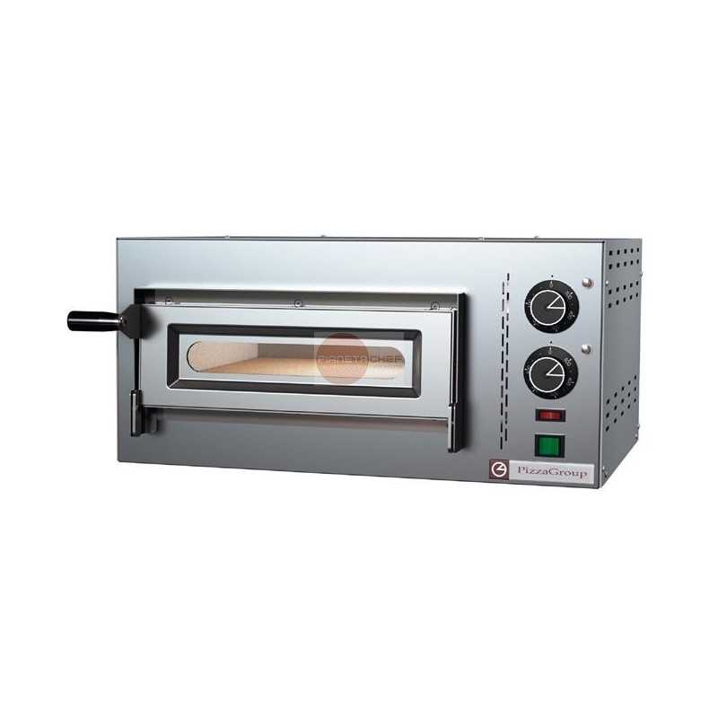 Forno per pizzeria elettrico 1 camera di cottura - Forno per pizza elettrico ...
