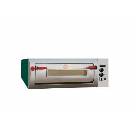 Forno elettrico per pizza meccanico 1 camera di cottura capac - Forno elettrico per pizze ...