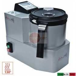 CUTTER HOT MIX EASY - CAPACITA' 2 LT - RANGE TEMPERATURA DA 24°C A 130°C - POTENZA TOTALE 2000 W - DIMENSIONI CM L 21,2 X P 31,4 X H 30,2
