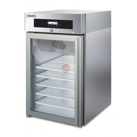 frigo mini per cioccolato porta in vetro illuminazione a led. Black Bedroom Furniture Sets. Home Design Ideas