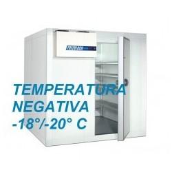 CELLE FRIGORIFERE PER PESCHERIA TEMPERATURA NEGATIVA