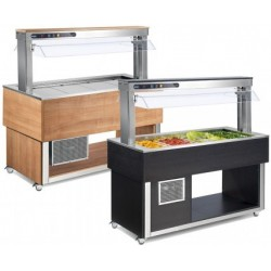ISOLE BUFFET REFRIGERATE